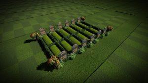 12 graves