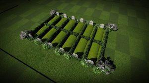 Six Pair Grave